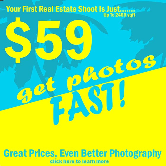Real Estate Photography Services & Pricing For Dallas, TX | $59 First Shoot
