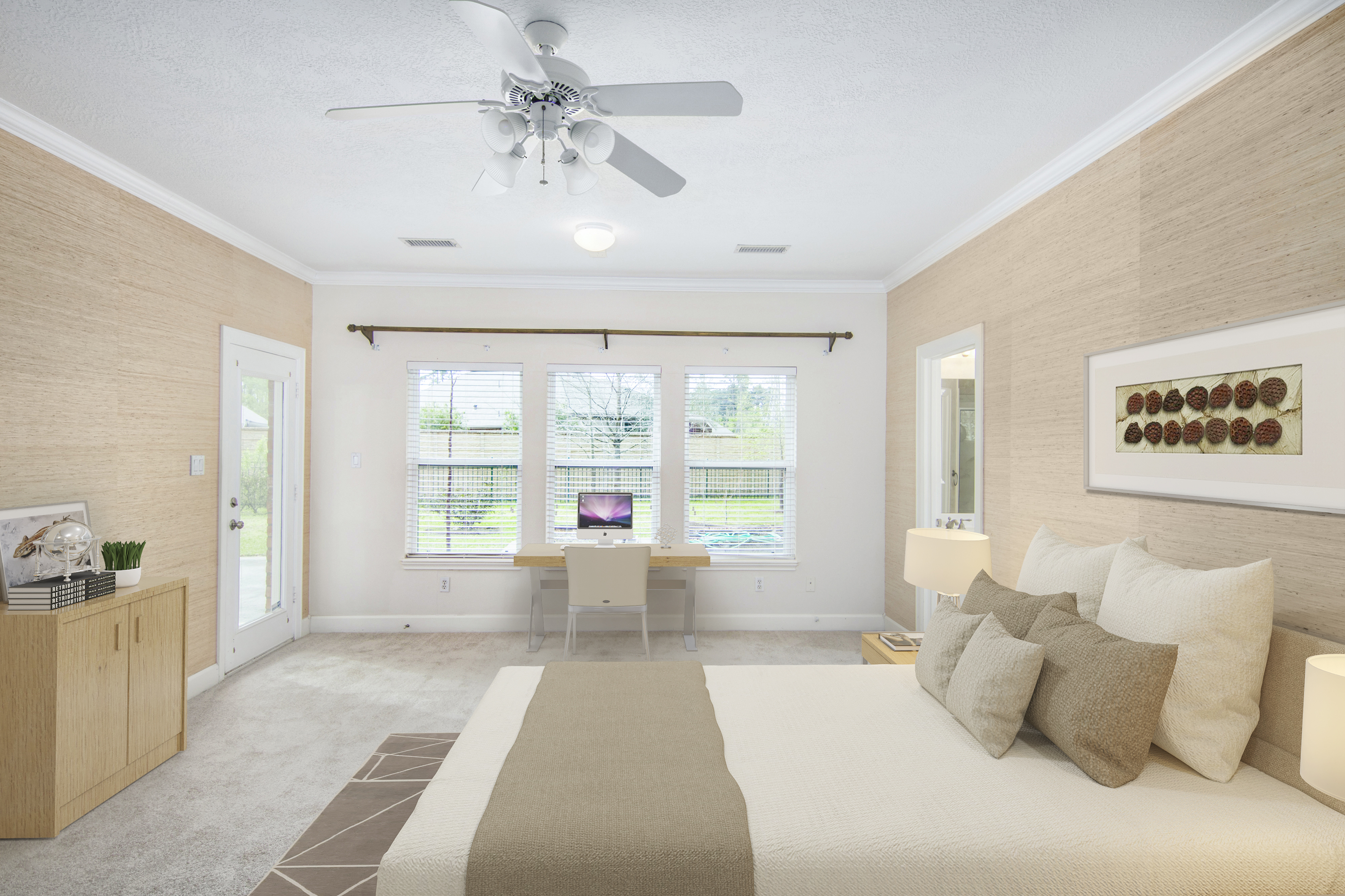 affordable Dallas, TX virtual staging photography