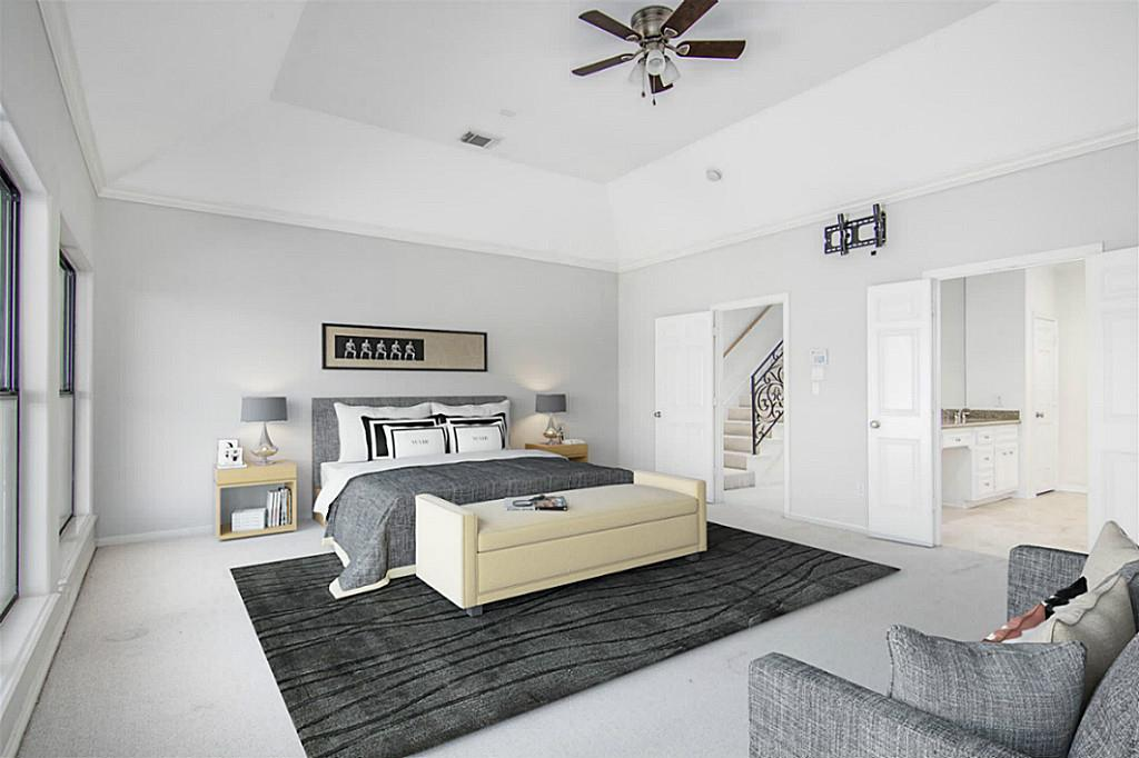 professional virtual staging photography Dallas, TX