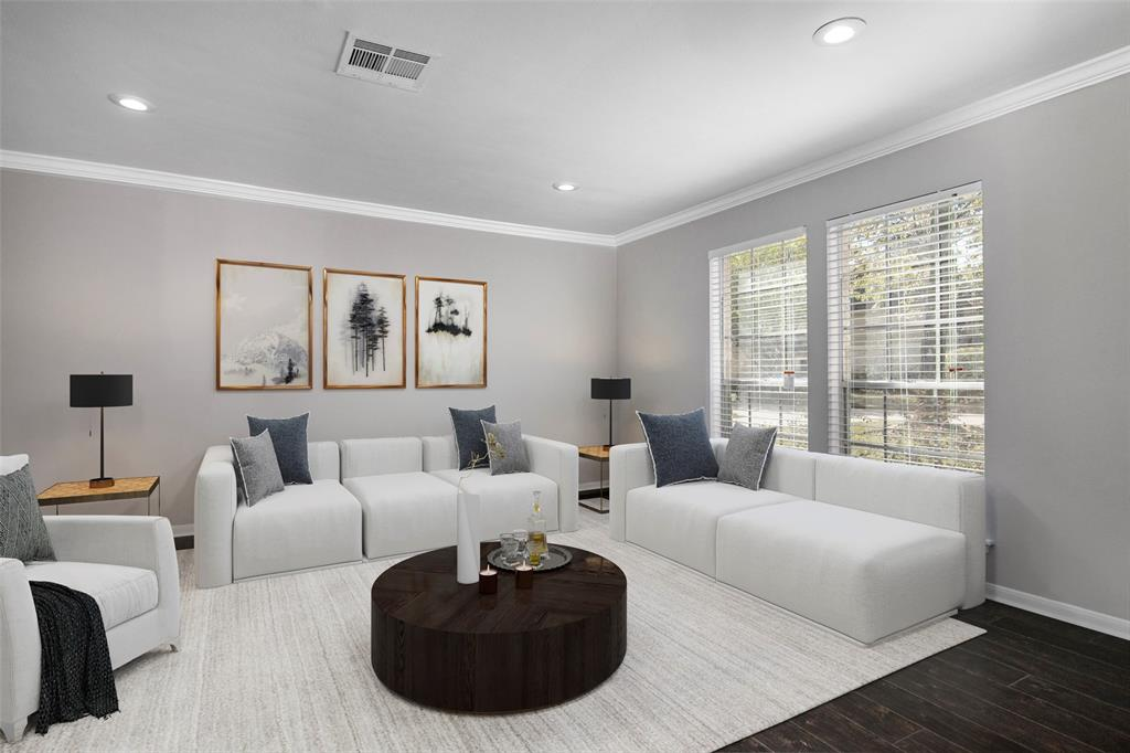 best virtual staging photography for Dallas, TX real estate