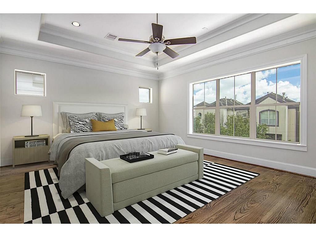 high quality Dallas, TX virtual staging photography